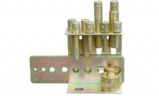 Комплект пуансонов с перфорированной пластиной DDS25