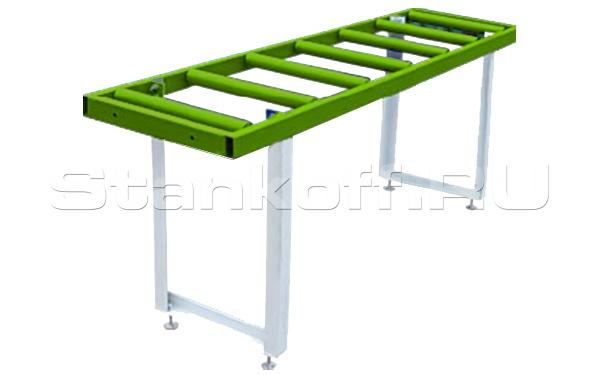 Роликовый стол WoodTec WT 2-500