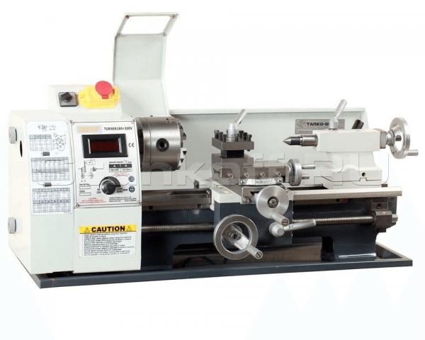 Бытовой токарный станок по металлу MML 1830 V