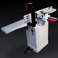 Фуговальный станок профессиональный с быстродействующим рычагом Warrior W0106FL