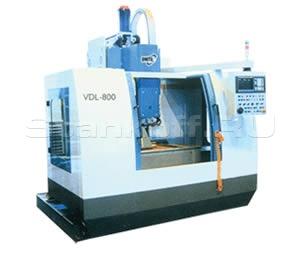 Вертикальный фрезерный обрабатывающий центр VDL-800