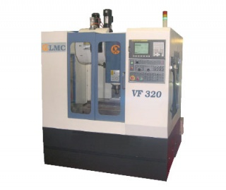 Вертикальный фрезерный обрабатывающий центр с ЧПУ VF-320