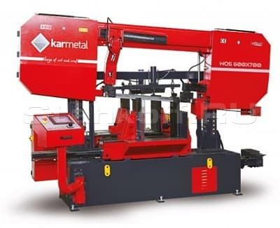 Автоматический ленточнопильный станок KMT 600 WOS - M2