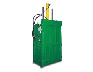 Гидравлический вертикальный пакетировочный пресс для макулатуры и пластика ПВМ-520