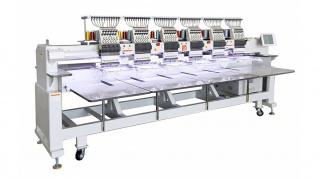 Промышленная шестиголовочная вышивальная машина RICOMA CHT2-1206