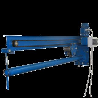 Электромеханический фальцеосадочный станок ФОС-М1500