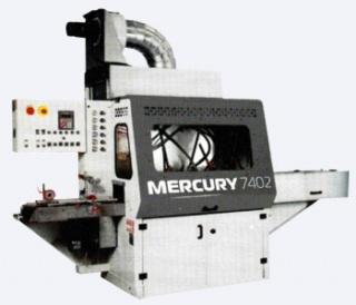 Окрасочный станок для погонажных изделий Mercury 7402