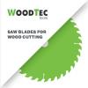 Пила дисковая WoodTec WZ 350 х 50 х 4,0/2,8 Z24