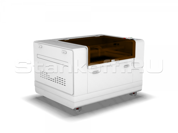 Лазерно-гравировальный станок для резки металлов и неметаллов с ЧПУ LM HYBRID 1390/180 Вт
