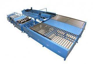 Автоматическая линия для производства воздуховодов ADFL-U