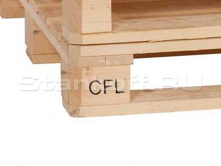 Штамп для поддона CFL
