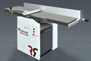 Фуговально-рейсмусовый станок Robland NXSD 410