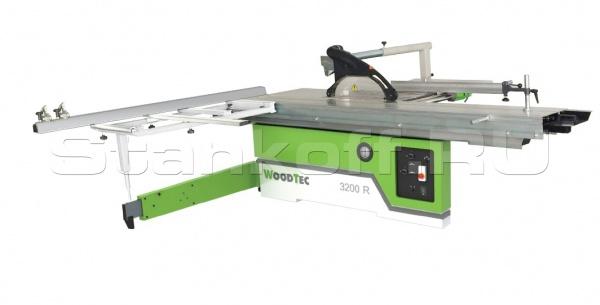 Форматно-раскроечный станок WoodTec 3200R