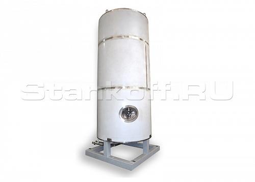 Термос вертикальный молочный ТВ-1500