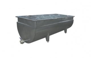 Ванна для производства творога В-2500