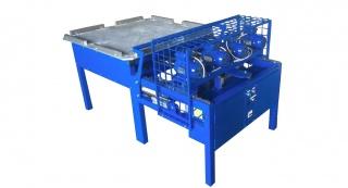 Автоматический сверлильный станок для резиновой плитки АВС-1