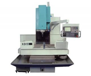 Станок фрезерный с ЧПУ по металлу XD-40А