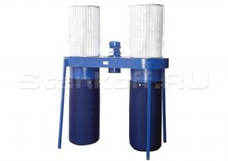 Агрегаты для улавливания мелкодисперсной пыли и стружки ПФЦ-4000К