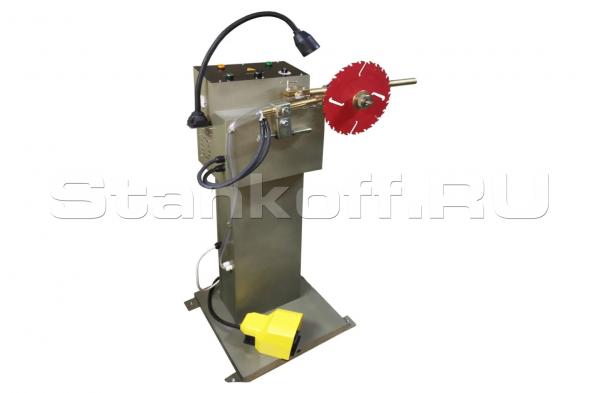 Станок для термопайки твердосплавных пластин СТТП–750
