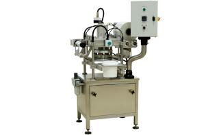 Полуавтомат для запайки пластиковых ведер пленкой ПВ-600