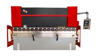 Гидравлический листогибочный пресс КМТ модель КРВ-P 125-2500