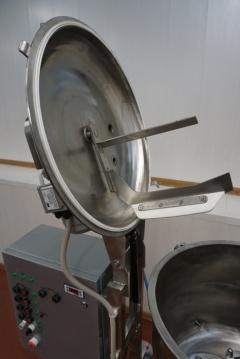 Куттер вакуумный регулируемый КВ-700 РММ