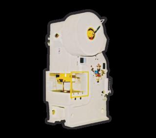 Пресс однокривошипный простого действия К1430Б