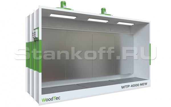 Окрасочная камера WoodTec WTP 4000 NEW