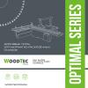 Подрезная пила WoodTec для форматно-раскроечных станков 120 х 22 х 3,1/4,1 х 24Т