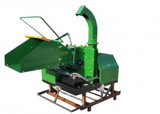 Мобильный измельчитель веток и древесины BOXER DWG-22 G