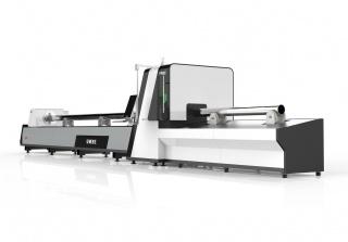 Волоконный лазерный резак для металлических труб LF60M/2500 IPG