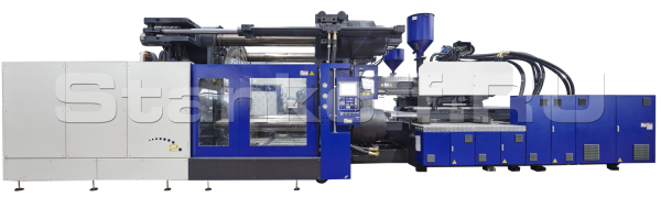 Гидравлический термопласт автомат IA5300 Ⅱ / b-j / Type 1