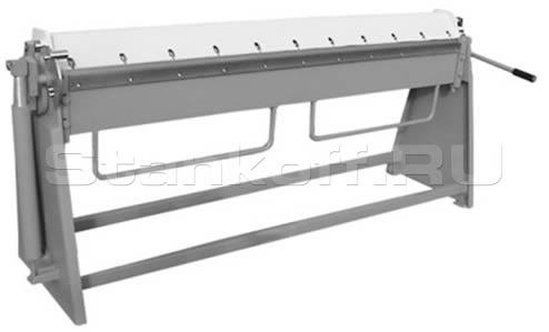 Листогибочные станки ручные серии ZGR