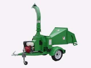 Мобильный измельчитель древесных отходов BOXER CP5-13