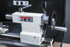Токарный станок по металлу JET BD-8A