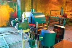 Шлифовально щеточные барабаны для станка
