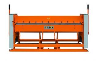 Ручной листогиб BX 2500/2