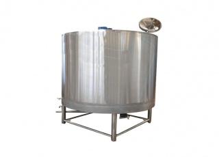Резервуары для созревания сливок серии РС