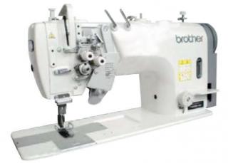 Двухигольные промышленные швейные машины T-8420C Brother
