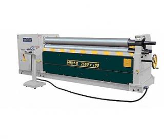 Электромеханические вальцовочные станки Sahinler серии MRM-S