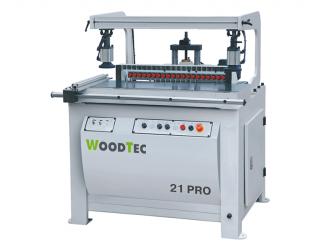 Станки сверлильно-присадочные серии WoodTec