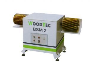 Станки щеточно-шлифовальные серии WoodTec BSM
