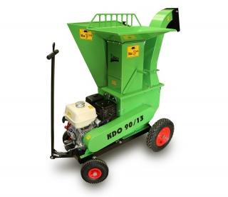 Измельчители веток и древесных отходов LASKI серии KDO