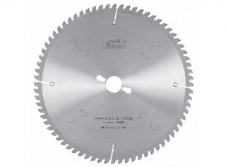 Отрезные диски с твердосплавными напайками для резки цветных металлов и пластика