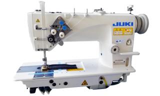 Двухигольные промышленные швейные машины серии JUKI LH-3528A