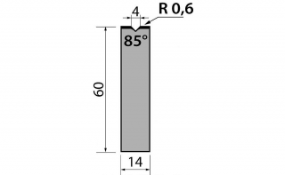 Матрицы R1 серии AMR60.04.85