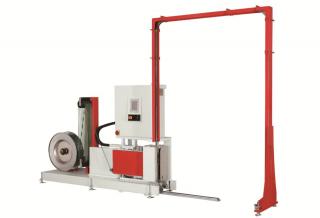 Стреппинг машины для вертикальной обвязки паллет серии TP-VLM