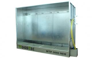 Окрасочные камеры WoodTec серии WTP