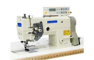 Промышленные двухигольные швейные машины челночного стежка серии Garudan GF-210-14