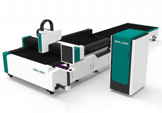 Волоконные лазерные станки со сменным столом серии OR-E1530